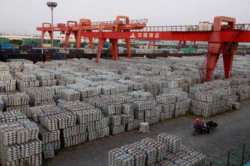 U.S. finds China dumped aluminum foil on U.S. market, imposes duties