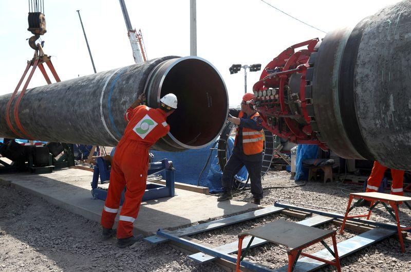 U.S. Senate panel sets hearing on Russian gas pipeline amid Ukraine concerns