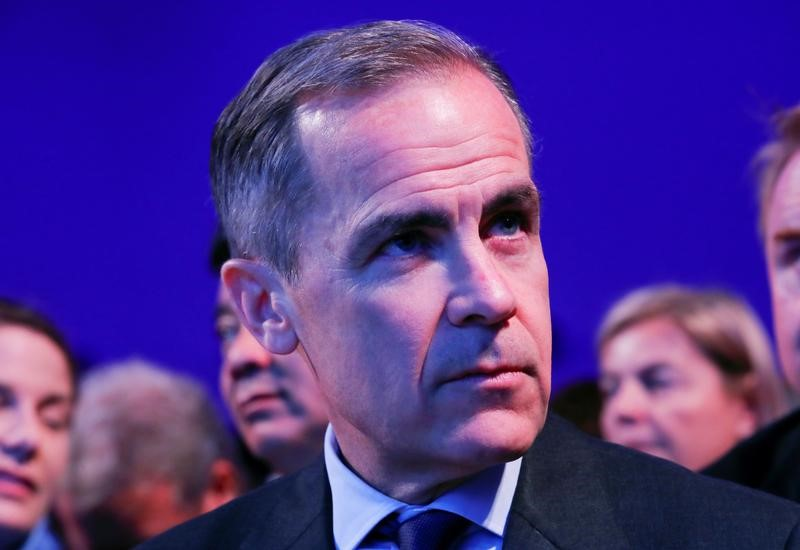 UK could recouple with global economy this year:  Carney