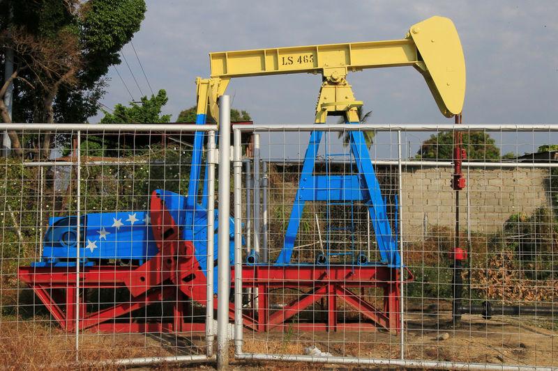 Venezuela's oil exports drop 40 percent after U.S. sanctions: data