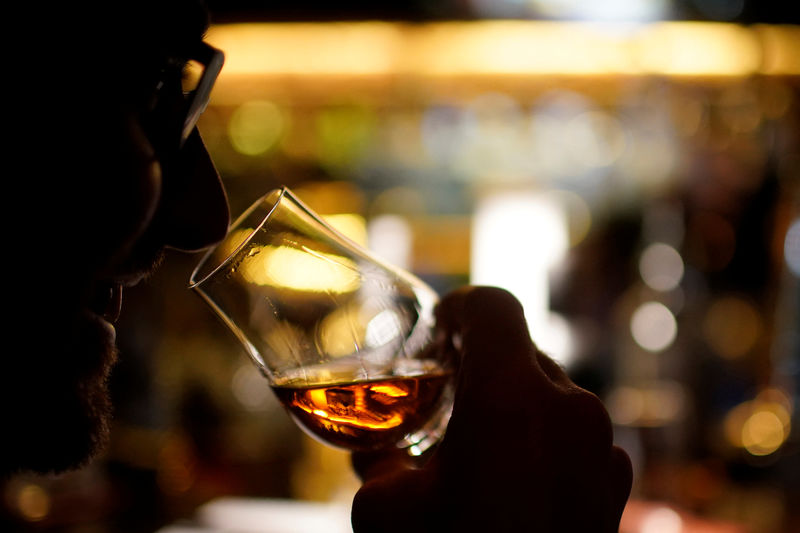 Whiskey sour? China importers fret over U.S. trade battle