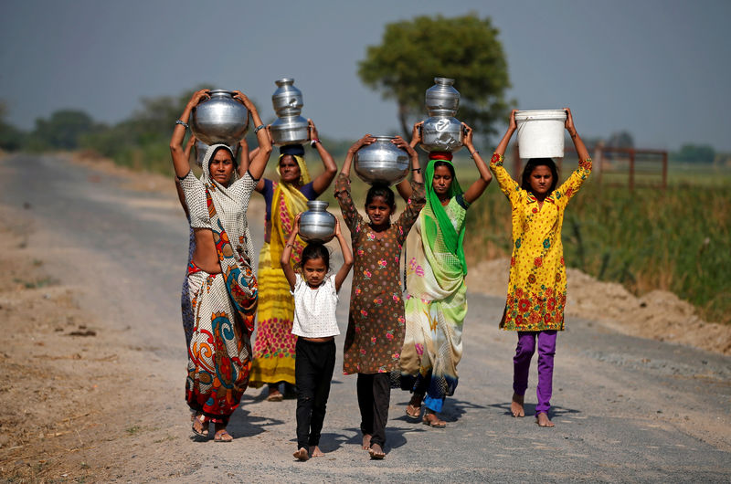 With elections coming up, India's government will aim to woo rural voters in budget