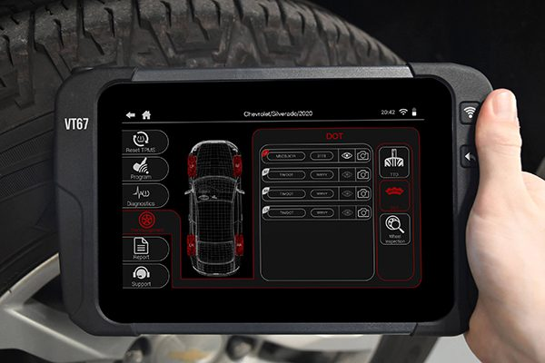 ATEQ TPMS Tools and Anyline Announce Strategic Partnership