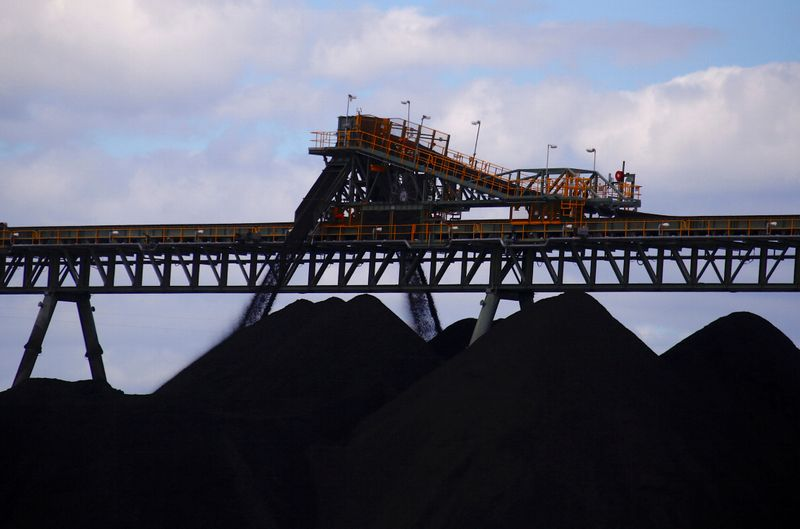 Australia resources minister floats A0 billion coal lending facility