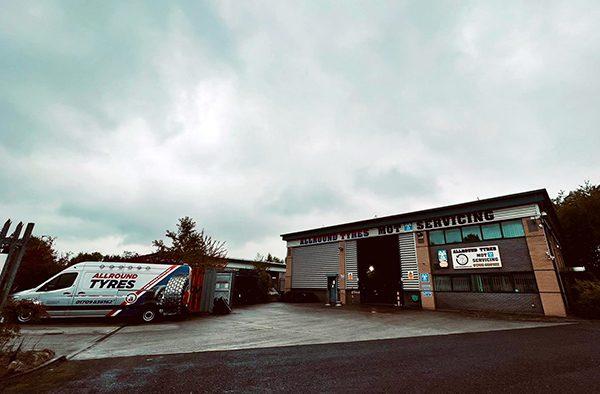 BA Bush & Son Acquires Rotherham Tyre Company Allround Tyres