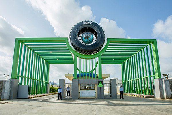 BKT Canada Announces OTR Supply Alliance  with Fountain Tire