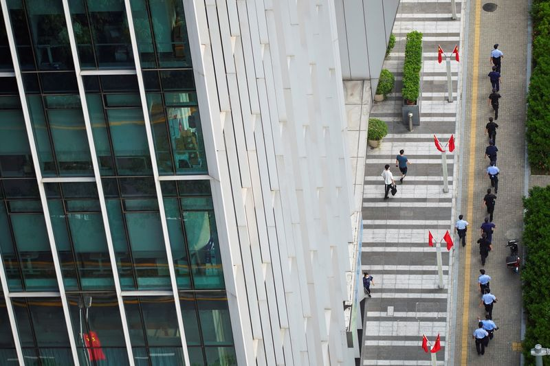China's property sector default woes deepen amid Evergrande disquiet