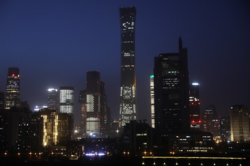 China risks slower growth without more market competition - U.S. study