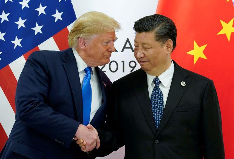 Column: Markets dust off Trump trade war playbook