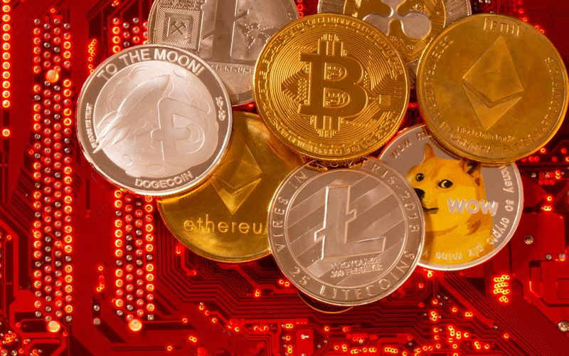 Cryptocurrencies post inflows for 7 straight weeks, led by bitcoin - CoinShares data