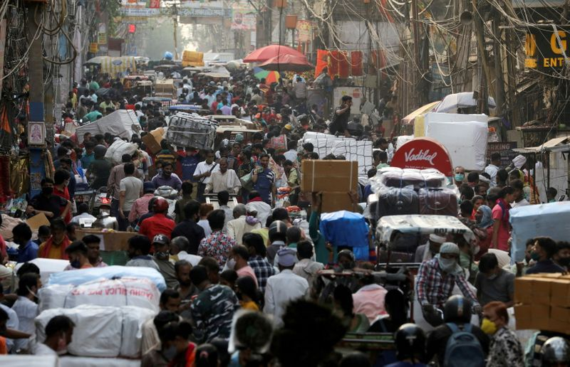 Delayed recovery greatest risk to pandemic-hit Indian economy: Reuters poll