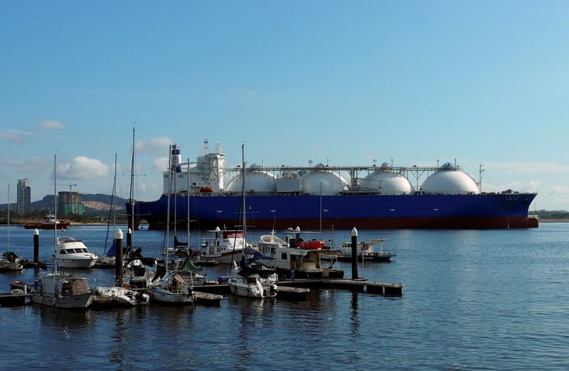 LNG sellers seek credit letters as gas price spike stretches credit limits