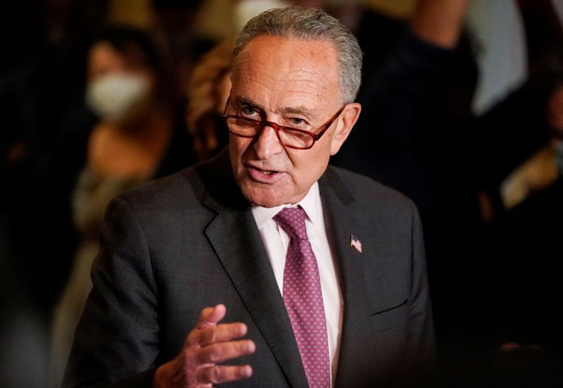 Factbox-How could U.S. Senate Democrats raise the debt limit on their own?