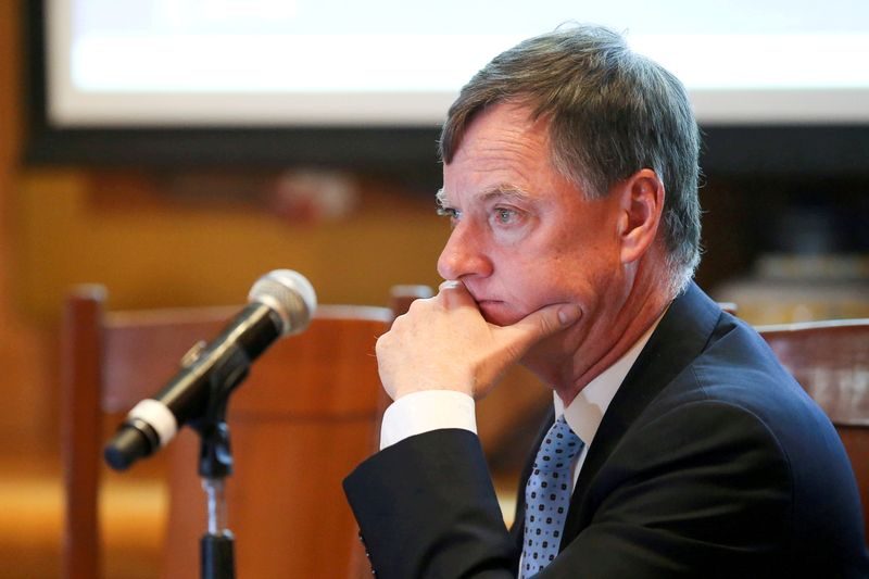 Fed's Evans: high inflation to fall as supply bottlenecks addressed