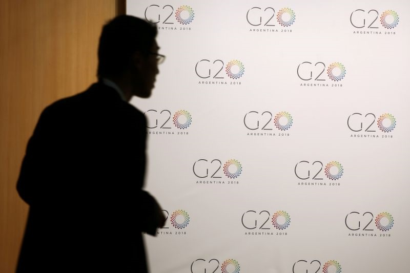 G20 only achieved global tax deal unanimity at last minute - German govt source