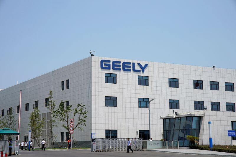 Geely's Volvo Cars aims to raise .9 billion in IPO