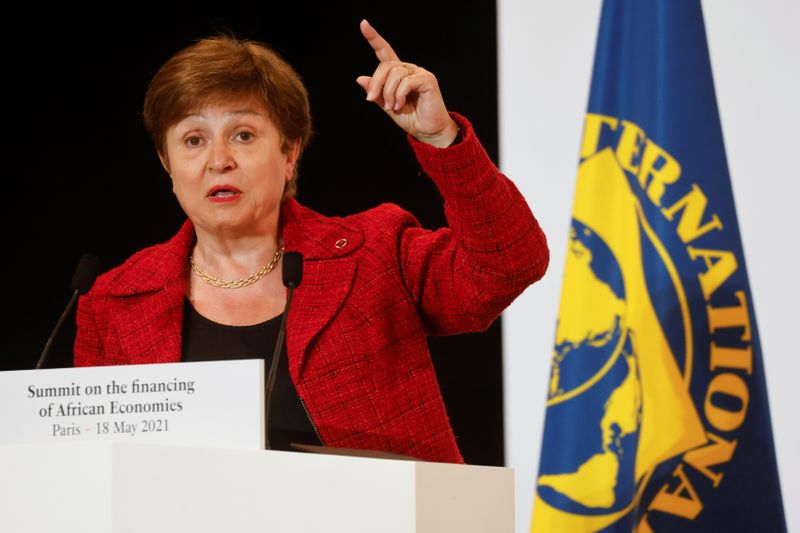 IMF board to grill investigators, Georgieva on data-rigging claims this week, sources say
