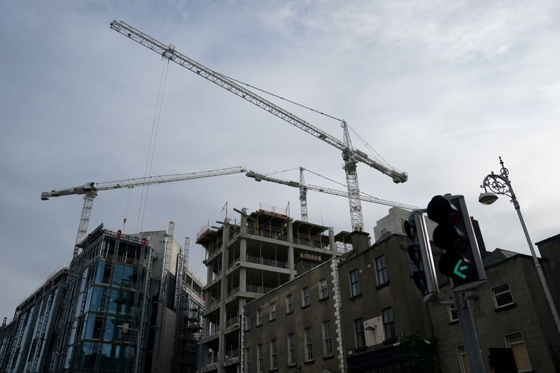 Ireland to increase capital spending among highest levels in OECD