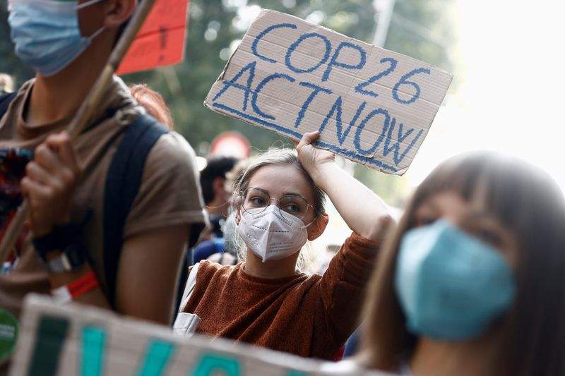 It's down to world leaders to honour climate pledges, says UK COP26 chief