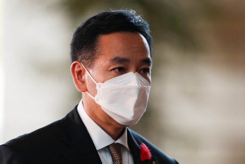 Japan's new ministers vow bold action for pandemic-hit economy