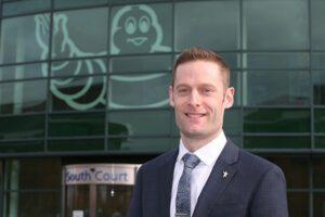 Michelin Names Andrew French as B2B Sales Director UK & Ireland