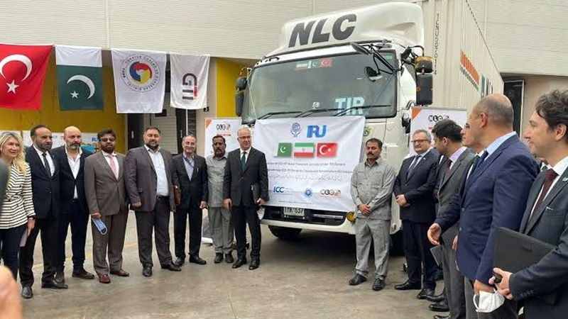 'New era of connectivity': First NLC truck from Pakistan reaches Turkey under TIR treaty