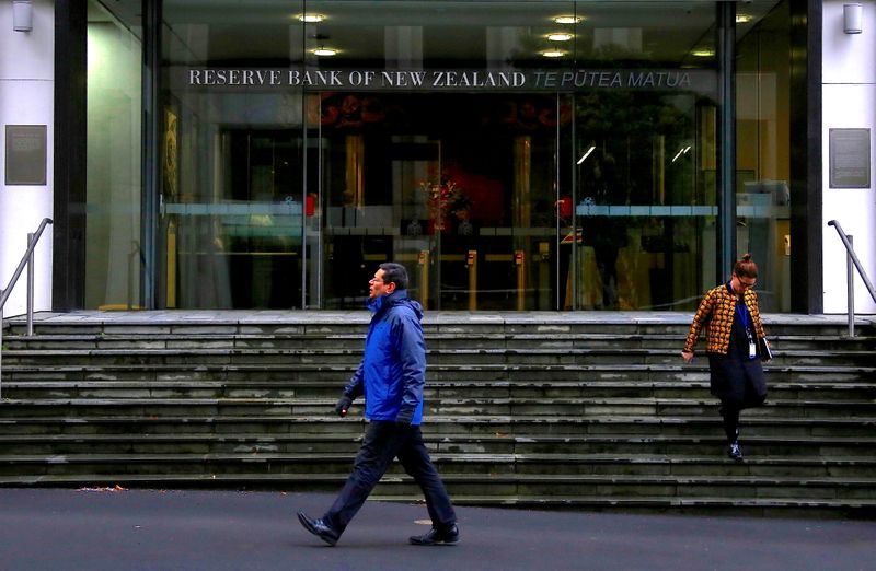New Zealand joins the great central bank exit