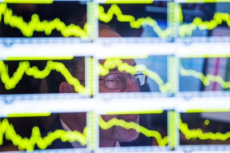 October's Historic Volatility on Display With Stocks Whipsawed
