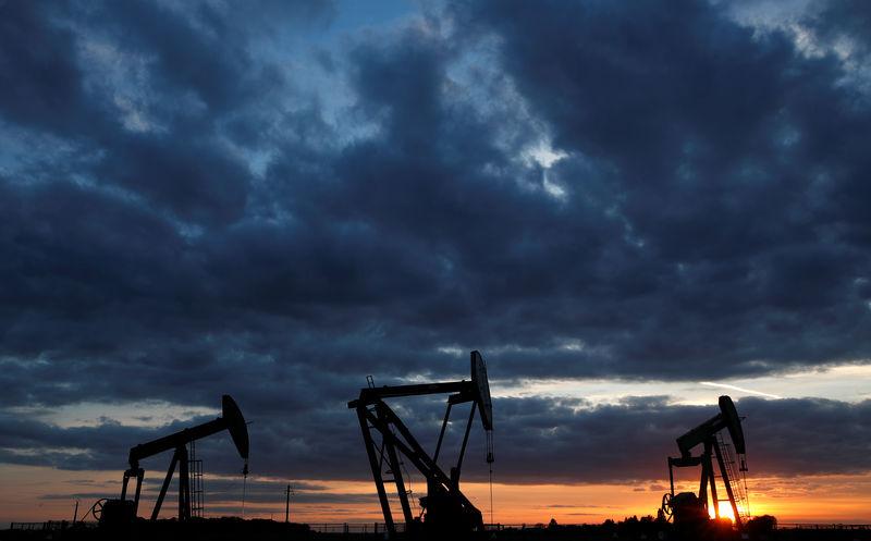 Oil Down as Global Energy Crunch Begins to Bite