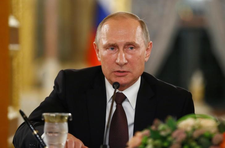 Putin Offers to Stabilize Gas Markets