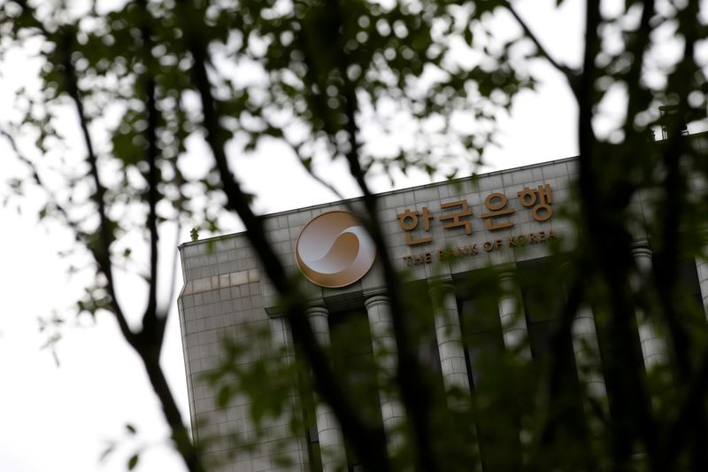 S.Korea central bank holds rates, flags a hike in November