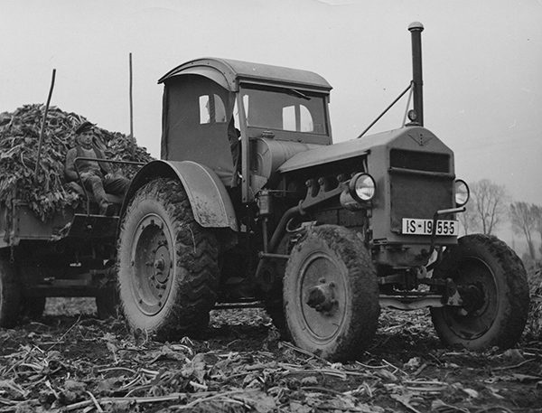 Tyre Technologies Through the Ages: Continental Looks Back at it's Agricultural Tyres