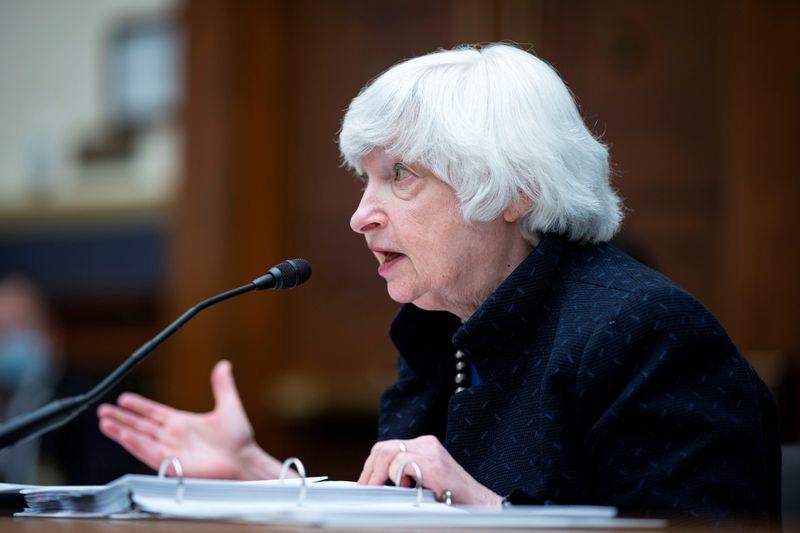 U.S. debt limit crisis must be resolved 'immediately' Treasury's Yellen says