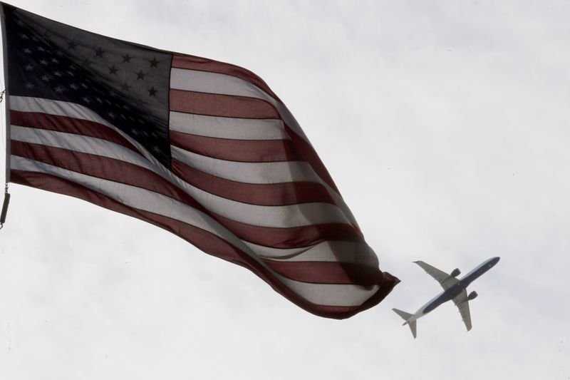 U.S. states push to surpass world emissions norms on aviation